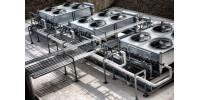 Установка промышленных систем кондиционирования